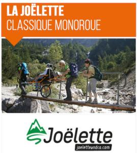 Joëlette : découvrir la nature